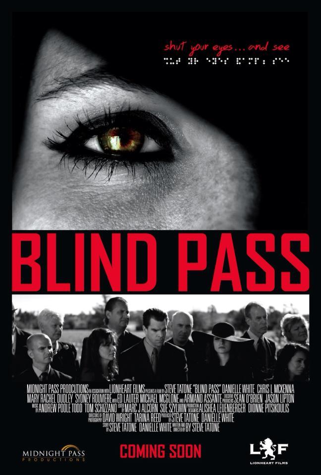 Blind Pass ~ Steve Tatone